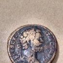 Monedas Imperio Romano: RARO SESTERCIO DE SEPTIMIO SEVERO. REVERSO: ÁFRICA CON LEÓN A SUS PIES. Lote 168360742