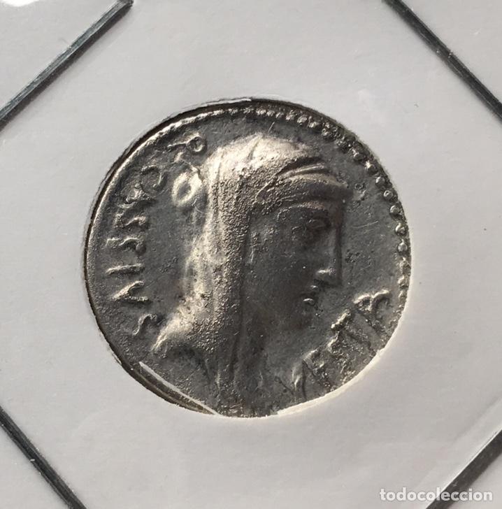 Monedas Imperio Romano: ¡¡ MUY INTERESANTE !! IMPRESIONANTE LOTE DE 12 DENARIOS DE PLATA. - Foto 6 - 168648433