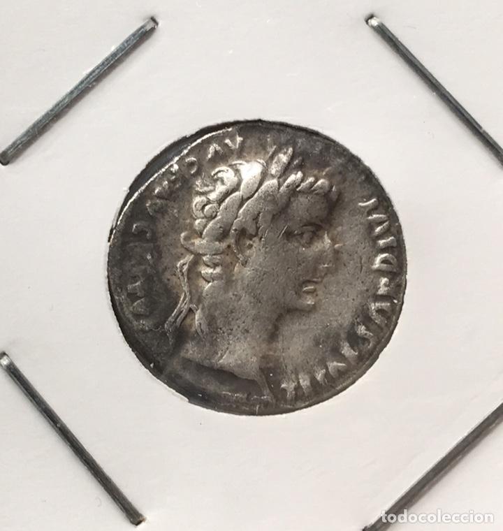 Monedas Imperio Romano: ¡¡ MUY INTERESANTE !! IMPRESIONANTE LOTE DE 12 DENARIOS DE PLATA. - Foto 8 - 168648433