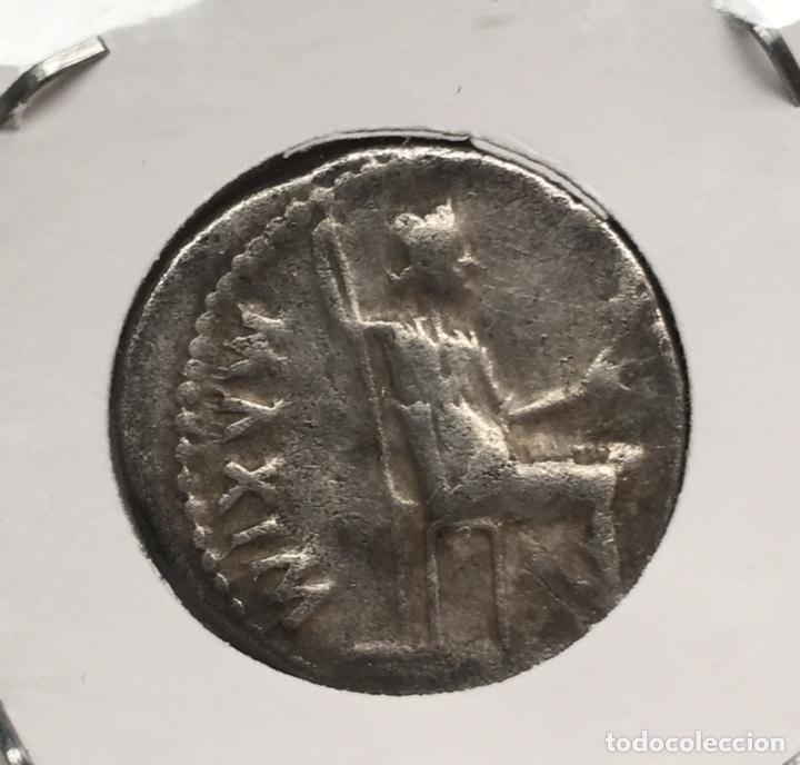 Monedas Imperio Romano: ¡¡ MUY INTERESANTE !! IMPRESIONANTE LOTE DE 12 DENARIOS DE PLATA. - Foto 9 - 168648433
