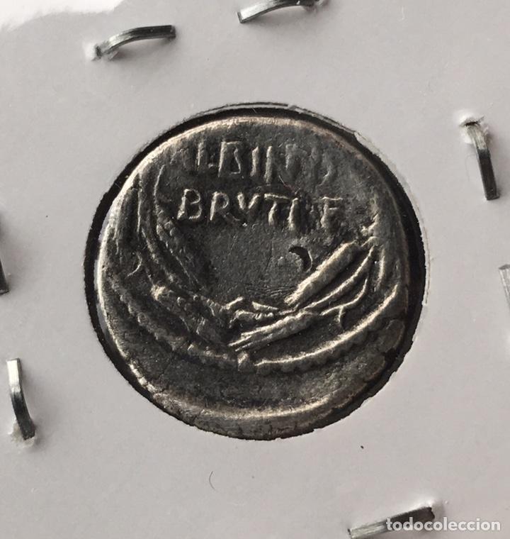 Monedas Imperio Romano: ¡¡ MUY INTERESANTE !! IMPRESIONANTE LOTE DE 12 DENARIOS DE PLATA. - Foto 11 - 168648433