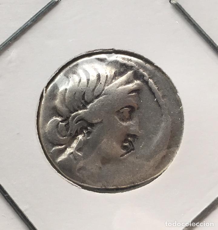 Monedas Imperio Romano: ¡¡ MUY INTERESANTE !! IMPRESIONANTE LOTE DE 12 DENARIOS DE PLATA. - Foto 14 - 168648433