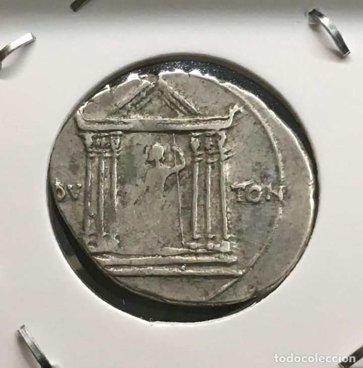 Monedas Imperio Romano: ¡¡ MUY INTERESANTE !! IMPRESIONANTE LOTE DE 12 DENARIOS DE PLATA. - Foto 19 - 168648433