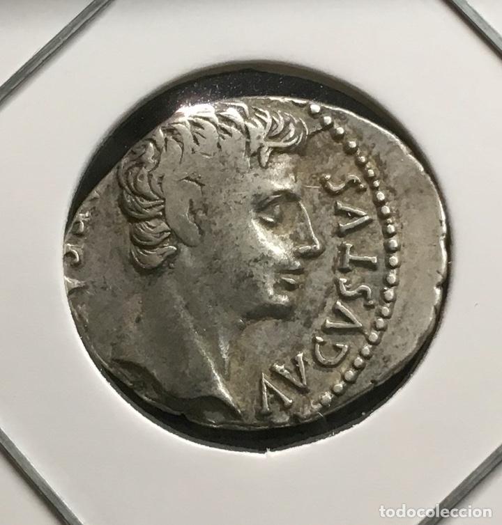 Monedas Imperio Romano: ¡¡ MUY INTERESANTE !! IMPRESIONANTE LOTE DE 12 DENARIOS DE PLATA. - Foto 18 - 168648433