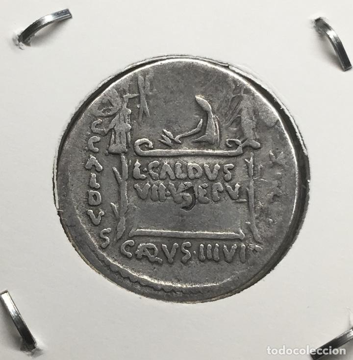 Monedas Imperio Romano: ¡¡ MUY INTERESANTE !! IMPRESIONANTE LOTE DE 12 DENARIOS DE PLATA. - Foto 23 - 168648433