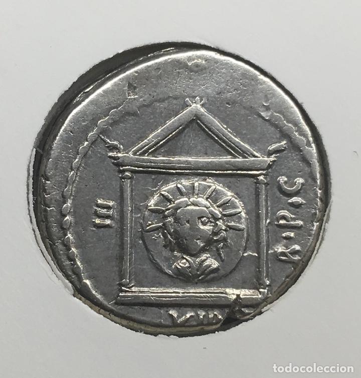 Monedas Imperio Romano: ¡¡ MUY INTERESANTE !! IMPRESIONANTE LOTE DE 12 DENARIOS DE PLATA. - Foto 21 - 168648433