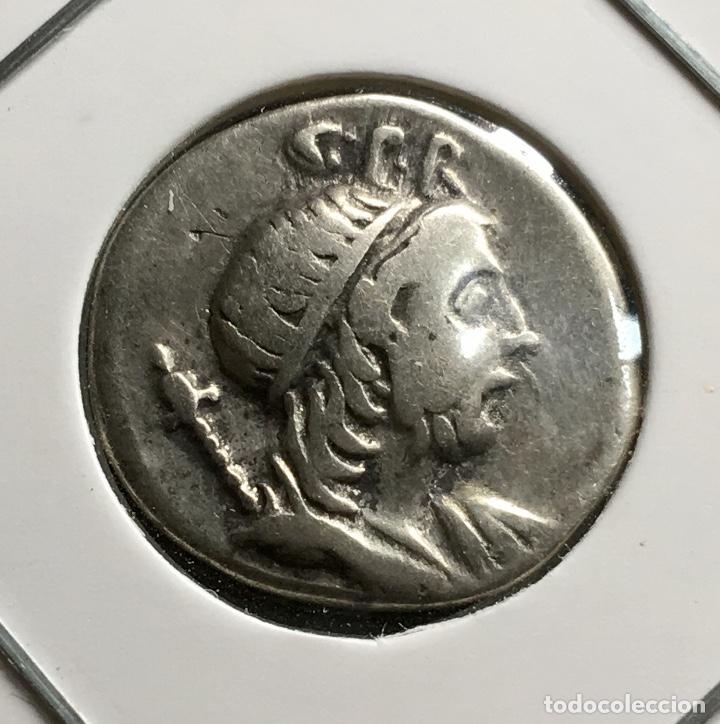 Monedas Imperio Romano: ¡¡ MUY INTERESANTE !! IMPRESIONANTE LOTE DE 12 DENARIOS DE PLATA. - Foto 25 - 168648433