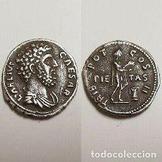 Monedas Imperio Romano: BONITO DENARIO DE L. AELIUS CESAR .. Lote 169950740