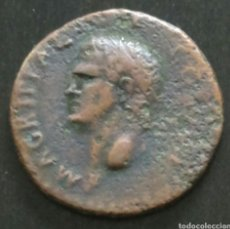 Monedas Imperio Romano: AS AGRIPPA BAJO CALÍGULA 37-41 DC. Lote 170452969