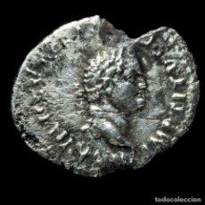 Monedas Imperio Romano: QUINARIO DE TITO - VICTORIA AVGVST. 14 MM / 1,22 GR.. Lote 154668318