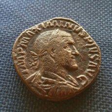 Monedas Imperio Romano: SESTERCIO DE MAXIMIANO L, EL TRACIO. Lote 147063872