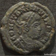 Monedas Imperio Romano: FRACCIÓN DE CENTENIONAL CONSTANTINO II LUGDUNUM 1º OFICINA. Lote 172378049