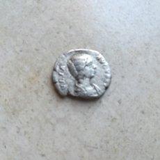 Monedas Imperio Romano: DENARIO DE PLATA JULIA MAESA. BONITO RELIEVE. Lote 172605714