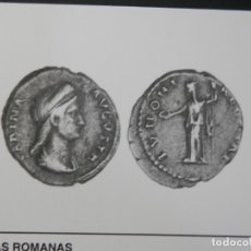 Monedas Imperio Romano: DENARIO DE PLATA, SABINA, 3,03 GR, MBC+, COMPRADO EN SUBASTA MARTI HERVERA. Lote 172661313