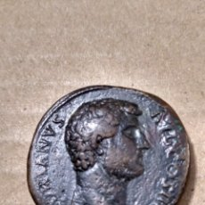 Monedas Imperio Romano: MUY BONITO SESTERCIO DE ADRIANO EMPERADOR HISPANO. Lote 172671124