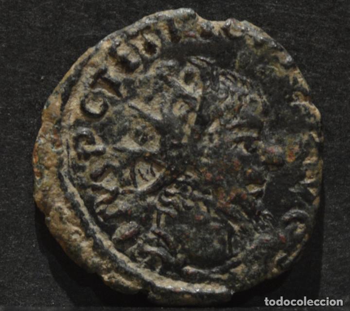 ANTONINIANO TETRICO I 270-274 D.C (Numismática - Periodo Antiguo - Roma Imperio)