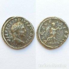 Monedas Imperio Romano: DENARIO ROMANO GETA PLATA .. Lote 182137062