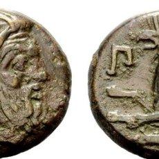Monedas Imperio Romano: CIMMERIAN BOSPOROS. PANTIKAPAION. 310-304/3 BC. AE (BRONZE, 21 MM, 7,30G,. Lote 172821142