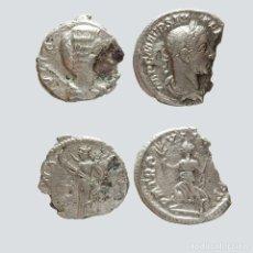 Monedas Imperio Romano: JULIA DOMNA + ALEJANDRO SEVERO, DENARIOS. 37-L. Lote 172904134
