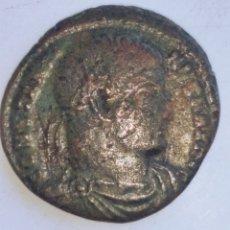 Monedas Imperio Romano: IMPERIO ROMANO - AE - FOLLIS A IDENTIFICAR. Lote 173832899