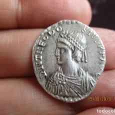 Monedas Imperio Romano: MILIARENSE DE THEODOSIO I , 24 MM. Lote 173850007