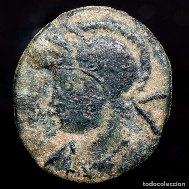 Monedas Imperio Romano: URBS ROMA Follis conmemorativo, Loba, Romulo y Remo ✯○✯ - Foto 2 - 173907572
