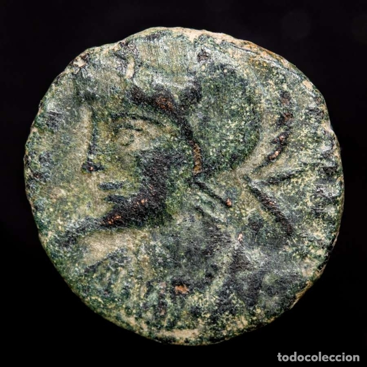 Monedas Imperio Romano: URBS ROMA Follis conmemorativo Arles Loba, Romulo y Remo ✯○✯ / PCONS - Foto 2 - 173907787