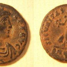 Monedas Imperio Romano: MONEDA ROMANA DEL EMPERADOR VALENTE. Lote 174226197