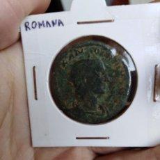 Monedas Imperio Romano: MONEDA ROMANA GRANDE. Lote 174298244