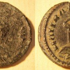 Monedas Imperio Romano: MONEDA DEL EMPERADOR CONSTANTINO II REVERSO BEAT TRANQUILITAS CECA PRIMERA DE LONDINIUM. Lote 174969025