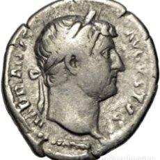 Monedas Imperio Romano: IMPERIO ROMANO - AR DENARIUS, HADRIANUS (117-138 N.C.) - ABUNDANTIA - ROMA - RIC 171. Lote 175338564