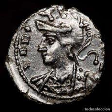 Monedas Imperio Romano: URBS ROMA FOLLIS, ALEJANDRIA, SMALΓ. S ✯✯ R LOBA ROMULO Y REMO. Lote 176179695