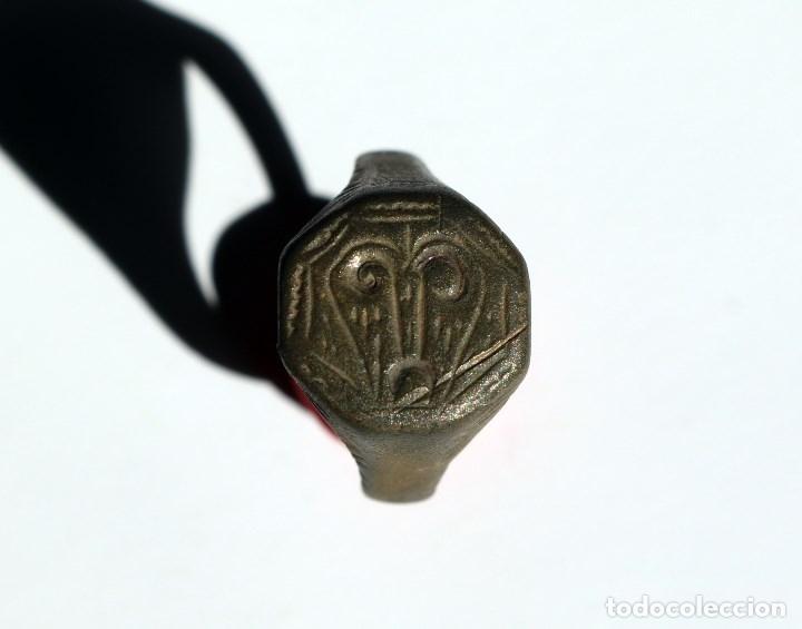 Monedas Imperio Romano: BONITO ANILLO ROMANO CON REPRESENTACION DE FALO - Foto 2 - 176693052