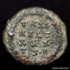 Monedas Imperio Romano: LICINIO I, 315-316, ESCASO FOLLIS TESALONICA VOT XX - MVLT - XXX. Lote 176774537