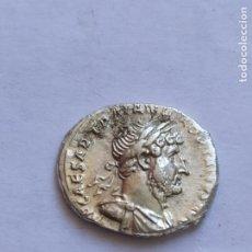 Monedas Imperio Romano: ANTIGUA MONEDA ROMANA DENARIO DE PLATA. Lote 177518272