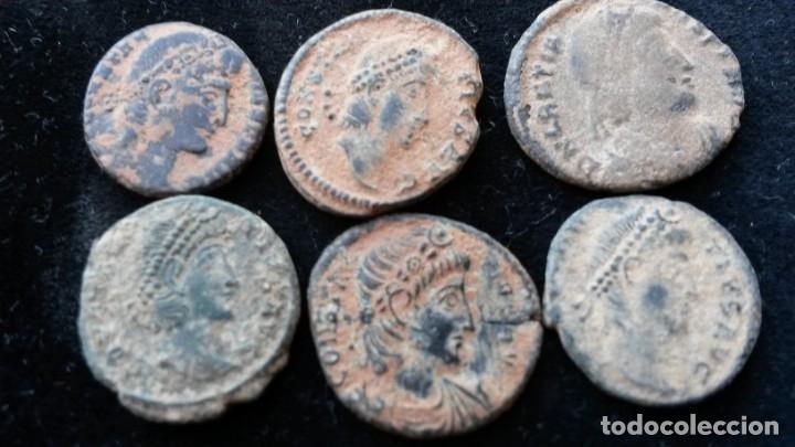 CHIRRAPAS A LIMPIAR 6 (Numismática - Periodo Antiguo - Roma Imperio)