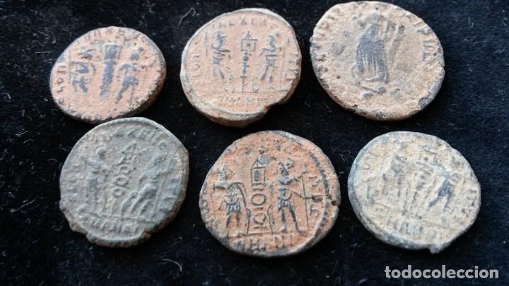 Monedas Imperio Romano: chirrapas a limpiar 6 - Foto 2 - 177582677
