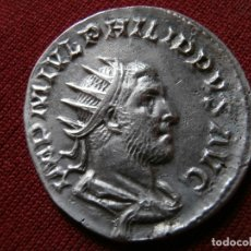 Monedas Imperio Romano: ROMA IMPERIO - ANTONINIANO - DENARIO DE PLATA - FILIPO I - 244-249 D.C. - EBC.. Lote 177638627
