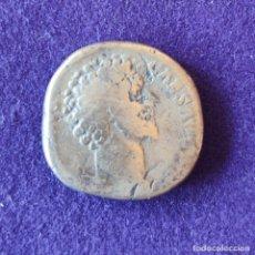 Monedas Imperio Romano: MONEDA ORIGINAL SESTERCIO DE MARCO AURELIO. AÑOS 161 - 180. BRONZE. 26,31 GR. . Lote 177656738