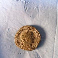Monedas Imperio Romano: SESTERCIO SEXTERCIO DE GORDIANUS DE GRAN CALIDAD. Lote 177750808