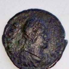 Monedas Imperio Romano: MPERIO ROMANO - AE - FOLLIS A IDENTIFICAR. Lote 177984524