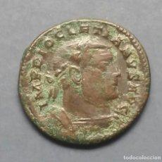 Monedas Imperio Romano: GRAN FOLLIS DE DIOCLECIANO (284-305 D.C.). Lote 178197422