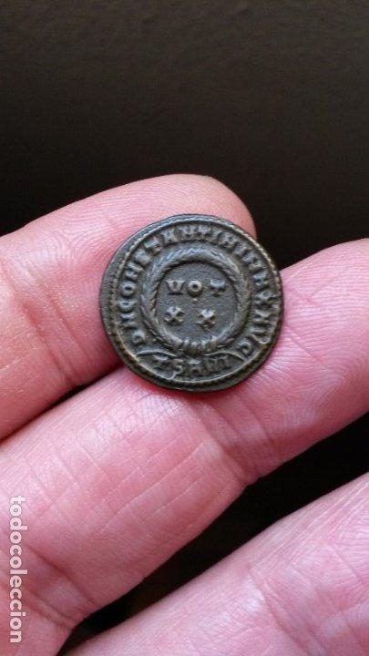 Monedas Imperio Romano: chirrapa - Foto 2 - 178215953
