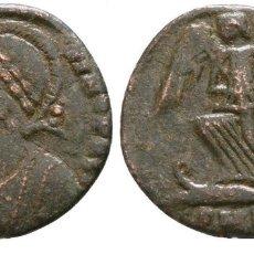 Monedas Imperio Romano: CONMEMORATIVA. CONSTANTINOPOLA.2,32 G / 17 MM. EBC-. Lote 178312065