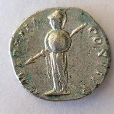 Monedas Imperio Romano: *NV* SEPTIMIUS SEVERUS (AD 193-211) - DENARIO / P M TRP III COS II P P / MINERVA/ MBC. Lote 178893247