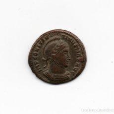 Monedas Imperio Romano: *NV* CONSTANTINO I, FOLLIS, VICTORIAE LAETAE PRINC PERP, EBC. Lote 178924747
