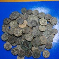 Monedas Imperio Romano: GRAN LOTE DE 100 BAJOS INPERIOS ROMANOS. Lote 179112446