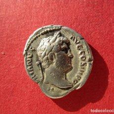 Monedas Imperio Romano: ADRIANO . EMPERADOR DE ORIGEN ESPAÑOL . BELLO DENARIO. Lote 179321250