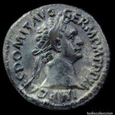 Monedas Imperio Romano: DENARIO DE DOMICIANO - IMP XXI COS XV CENS PPP - 19 MM / 3.33 GR.. Lote 179521777