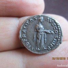 Monedas Imperio Romano: DENARIO DE HADRIANO , LIBERALITAS. Lote 179652182